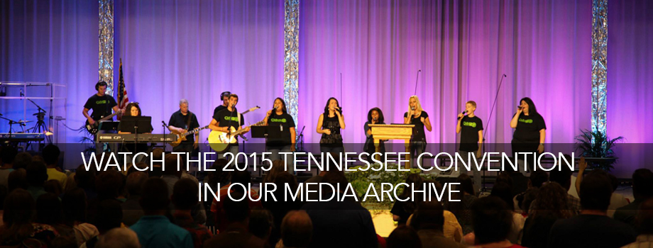 Tennessee State Convention 2015
