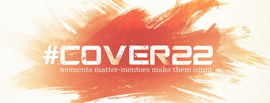#COVER22 Logo