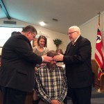 New Deacon Ordained at Crab Orchard