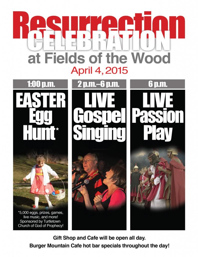 Fields of the Wood Celebration 2015
