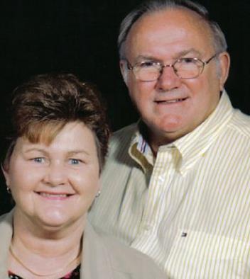 Gene and Edwina Dasher