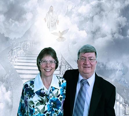Bishop Jimmy & Donna Barrett