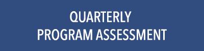 Quarterly Program Assessment Download